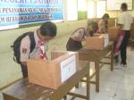 Pemilu SMPN 1 Jatiroto